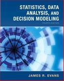 Statistics, Data Analysis and Decision Modeling, Evans, 0136066003