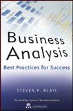 Business Analysis 1st Edition