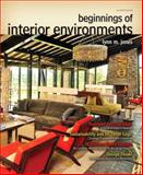 Beginnings of Interior Environments, Jones, Lynn M. and Allen, Phyllis S., 0132786001