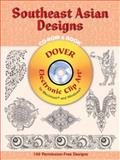 Southeast Asian Designs, Marty Noble, 048699600X