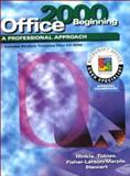 Office 2000 Beginning, Deborah Hinkle and Sharon Anne Fisher-Larson, 0028056000