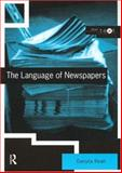 The Language of Newspapers 9780415146005