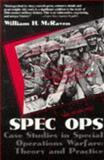 Spec Ops, William H. McRaven and William H. Mcraven, 0891416005