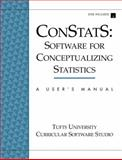 ConStats : Software for Conceputualizing Statistics, Tufts University Staff, 0135026008