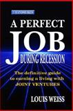 A Perfect Job During Recession : The definitve guide to earning a living with Joint Ventures, Louis Weiss, 0984166009