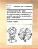 A Companion to the Altar, William Vickers, 1170496008