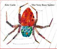 The Very Busy Spider, Eric Carle, 0399256016