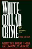 White-Collar Crime 9780029116012