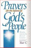 Prayers for the Seasons of God's People, B. David Hostetter, 0687336015