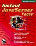 Instant Java Server Pages, Tremblett, Paul, 0072126019