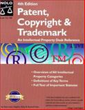 Patent, Copyright and Trademark, Stephen Elias, 0873376013