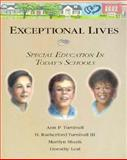 Exceptional Lives : Special Education in Today's Schools, Turnbull, Ann P., 0024216011