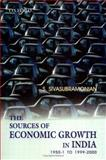 The Sources of Economic Growth in India, 1950-1951 to 1999-2000, Sivasubramonian, S., 0195666011