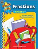Fractions, Grades 3, Mary Rosenberg, 0743986016