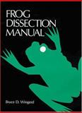 Frog Dissection Manual 9780801836015