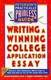 Writing a Winning Coll Application Essay, Wilma Davidson and Susan McCloskey, 1560796014