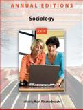 Annual Editions: Sociology 13/14, Finsterbusch, Kurt, 0078136016
