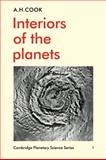Interiors of the Planets, Cook, A. H., 052110601X