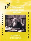 101 Thoughts from the Word, David Peckham, 1491856017