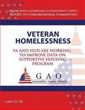 Veteran Homelessness, Government Accountability Office, 1494446014