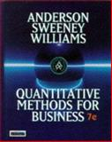 Quantitative Methods for Business 9780538876018