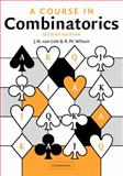 A Course in Combinatorics, Van Lint, J. H., 0521006015