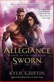 Allegiance Sworn, Kylie Griffin, 0425256022