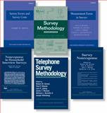 Survey Methodology, Groves, Robert M., 0470556021