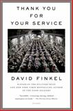 Thank You for Your Service, David Finkel, 1250056020