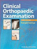 Clinical Orthopedic Examination, McRae, Ronald, 0443056021