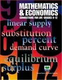 Mathematics and Economics, Richard MacDonald and Liz Breidenbach, 1561836028