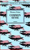 Common Sense, Thomas Paine, 0486296024