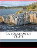 La Vocation de L'Élite, Jean Price-Mars, 1149426020
