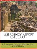 Emergency Report on Surra, D. E. Salmon, 1279116021