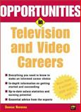 Opportunities in Television and Video Careers, Noronha, Shonan F. R., 0071406034