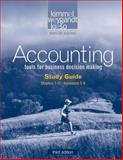 Accounting, Kimmel, Paul D. and Kieso, Donald E., 0470476036