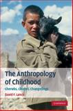 The Anthropology of Childhood : Cherubs, Chattel, Changelings, Lancy, David F., 0521716039