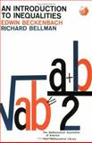 An Introduction to Inequalities, Beckenbach, Edwin F. and Bellman, R., 0883856034