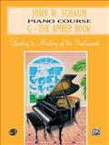 Piano Course G - The Amber Book, John W. Schaum, 0769236030