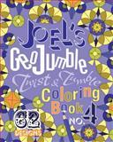 Joel's GeoJumble Twist and Tumble Coloring Book, No. 4, Joel David Waldrep, 0984686037