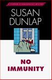 No Immunity, Susan Dunlap, 0385316038