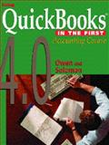 Using Quickbooks 4.0 : First Accounting Course, Owen and Solomon Communications Staff, 0538866039