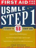 First Aid USMLE Step 1, 1998 Edition, Bhushan, Vikas and Amin, Chirag, 0838526039
