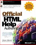 Official Microsoft HTML Help Authoring Kit : Understanding, Creating and Migrating to Microsoft HTML Help for the Microsoft Windows 95 and Window, Wexler, Steve, 1572316039