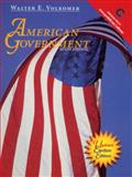 American Government : Updated Election Edition, Volkomer, Walter E., 0130936030