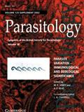 Parasite Variation Vol. 125 : Immunological and Ecological Significance, Viney, Mark E. and Read, Andrew F., 0521536030