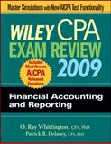 CPA Exam Review 2009 : Financial Accounting and Reporting, Delaney, Patrick R. and Whittington, O. Ray, 0470286032