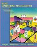 Basic Marketing Management 9780471586036