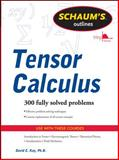 Tensor Calculus, Kay, David, 0071756035