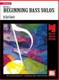 Beginning Bass Solos, Earl Gately, 1562226037